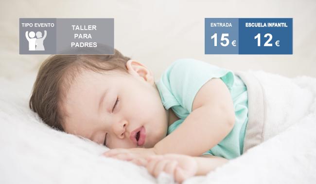 Taller del sueño para bebés.